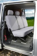 Volkswagen Transporter T5 & T6 - Rear Seat Cover