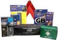 Travel Spot Comprehensive European Driving Abroad Kit