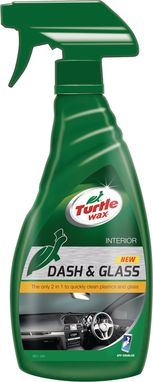 Turtle Wax Green Line Dash And Glass