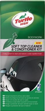 Turtle Wax Soft Top Cleaner And Conditioner