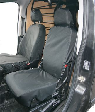 Vauxhall Combo 2007 Onwards Heavy Duty Folding Passenger Seat Cover - Town & Country